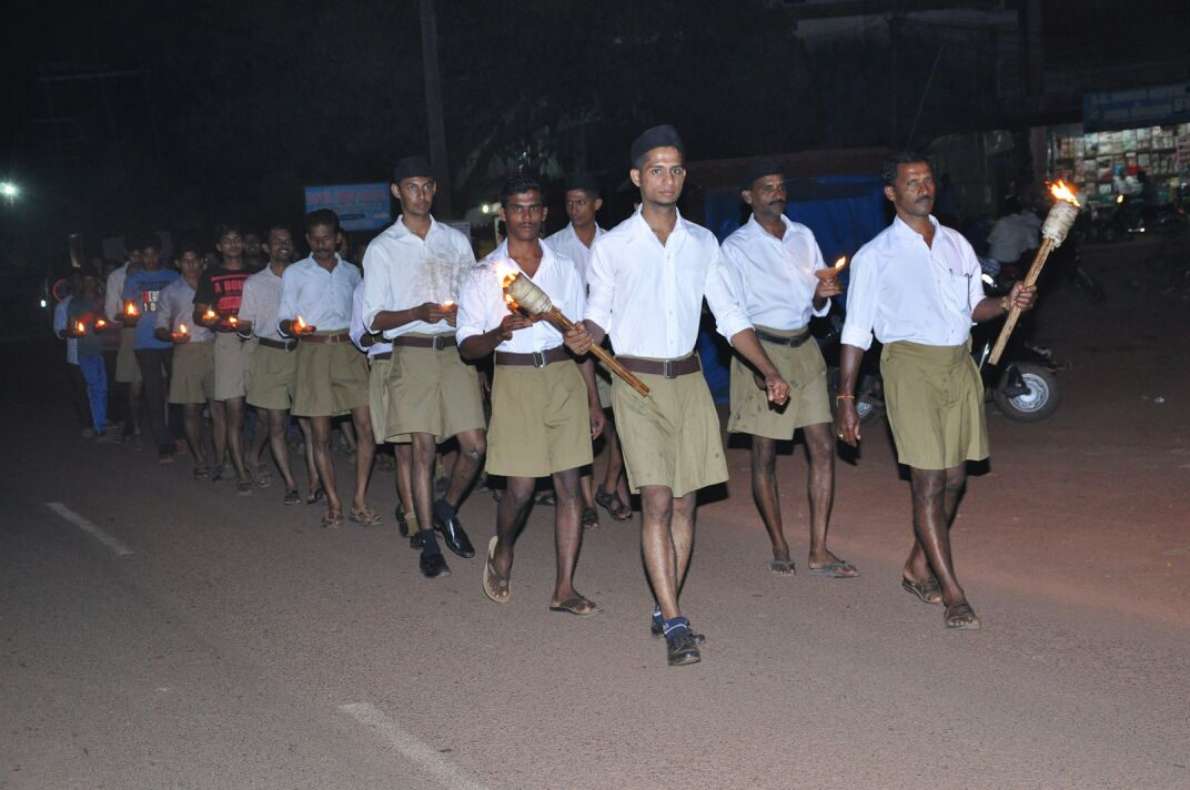 'Deepa nadige', Unique Walkathon  held with little lamps on hands at Manjeshwara