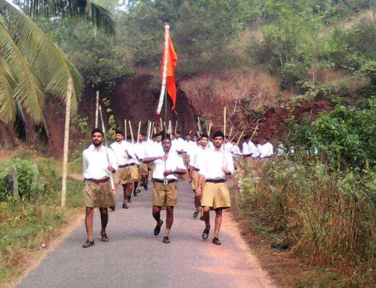 Vorkady; Path Sanchalan held ahead of Vijay Shakti Sangama
