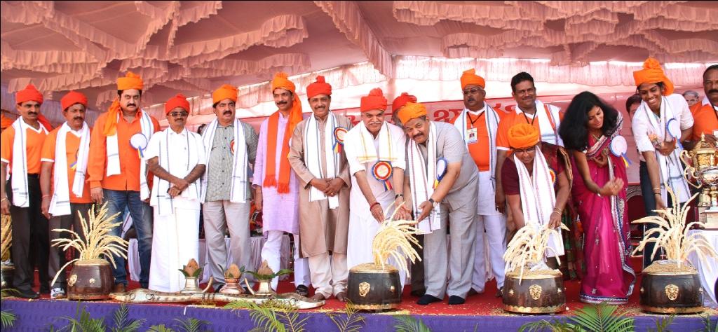 'Kreeda Bharati' Karnataka Unit inaugurated at Mangaluru