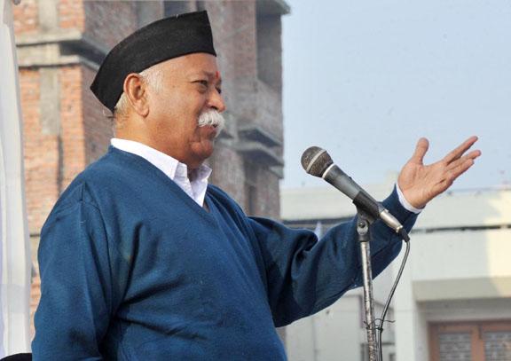 5SHAKHA MAIDAN ME RSS CHEIF MOHAN BHAGWAT KA PROGRAM (1)