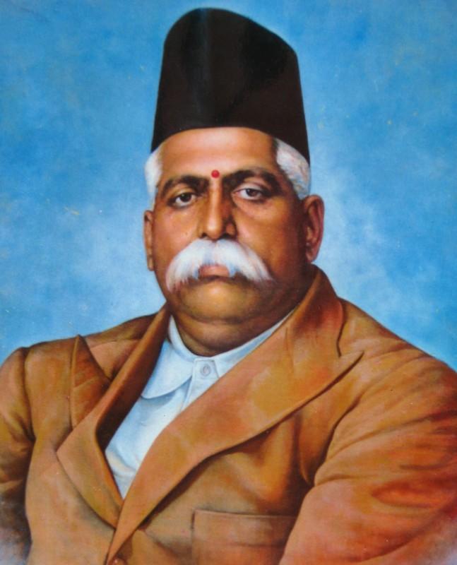 Dr Keshav Baliram Hedgewar.