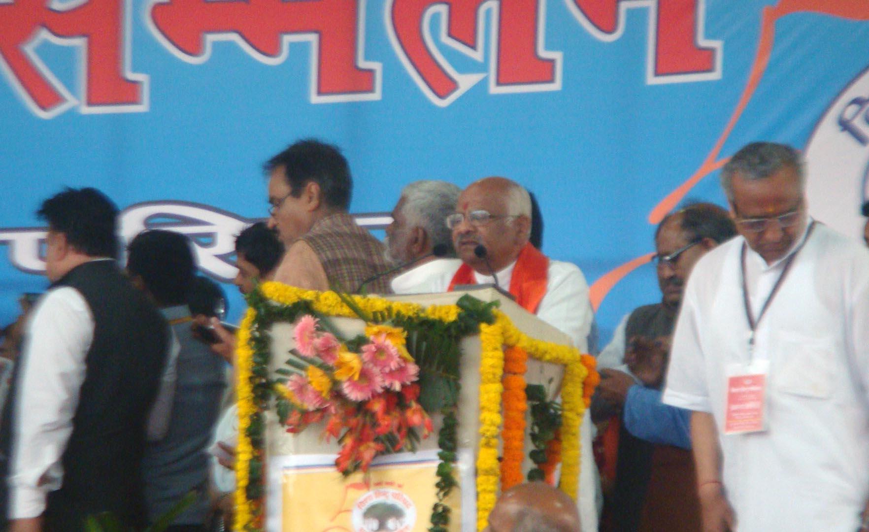 RSS Sahasarakaryavah Suresh Soni
