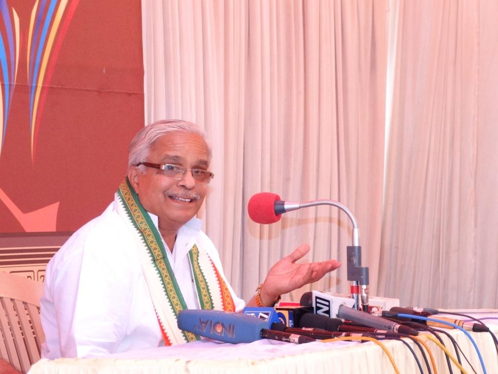 Suresh Bhaiyyaji Joshi
