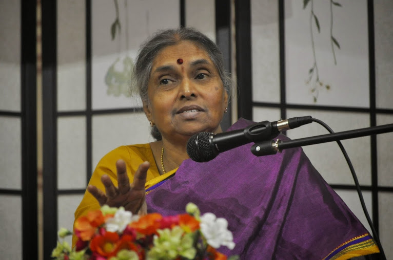 'Women are Inherently Empowered': Rashtra Sevika Samiti's Chief Shanthakka at California