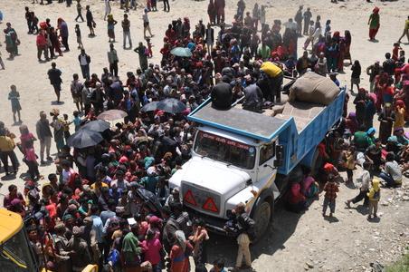 Seva Bharati in Nepal