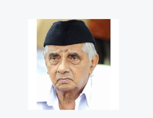 Kerala's senior RSS Pracharak Mohan Kookkiliya passes away in Kochi