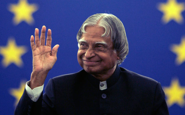 Dr APJ Abdul Kalam, passed away yesterday, July 27-2015
