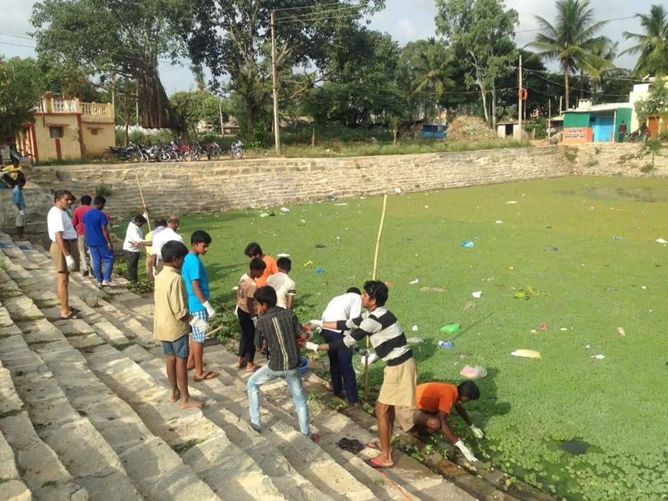 Kalyani cleaning at Kolar (17)