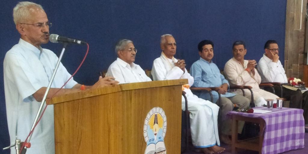 at Du Gu Lakshman Abhinandan by VSK-1-8-2012