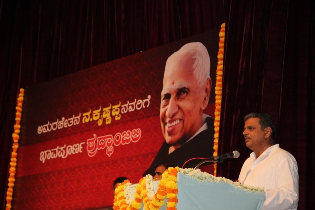 RSS Sahsarakaryavah Dattatreya Hosabale speaking
