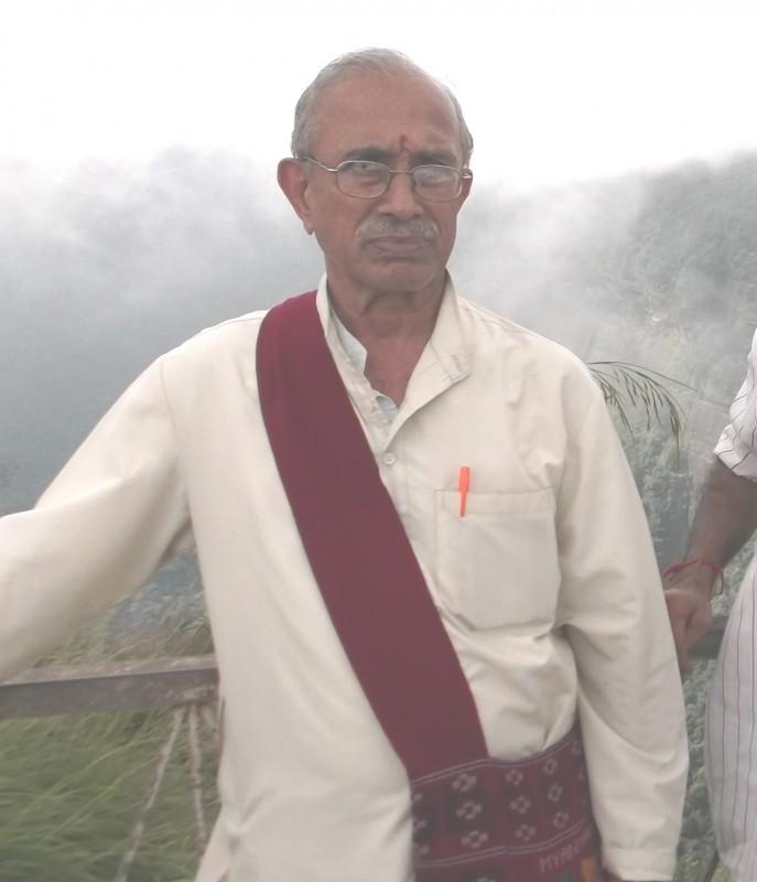 KS Nagabhushan Bhagwat