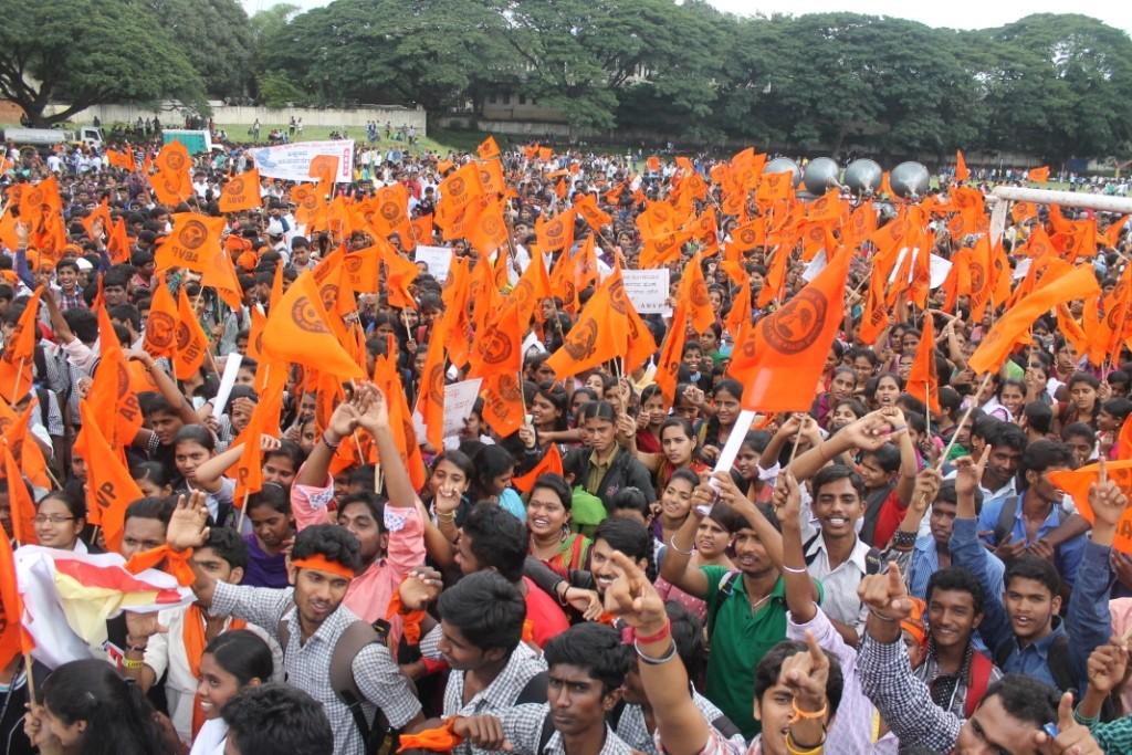 ABVP Maharally Bangalore 1 (4)
