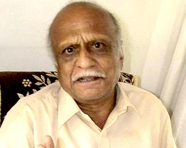 Prof MM Kalburgi