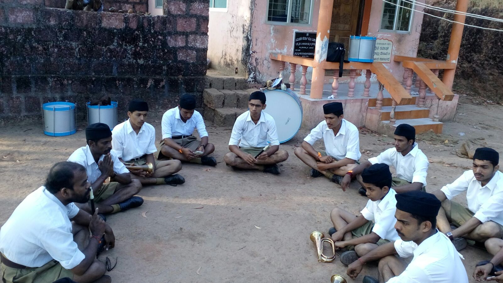Manjeshwara Kendra abhyasa