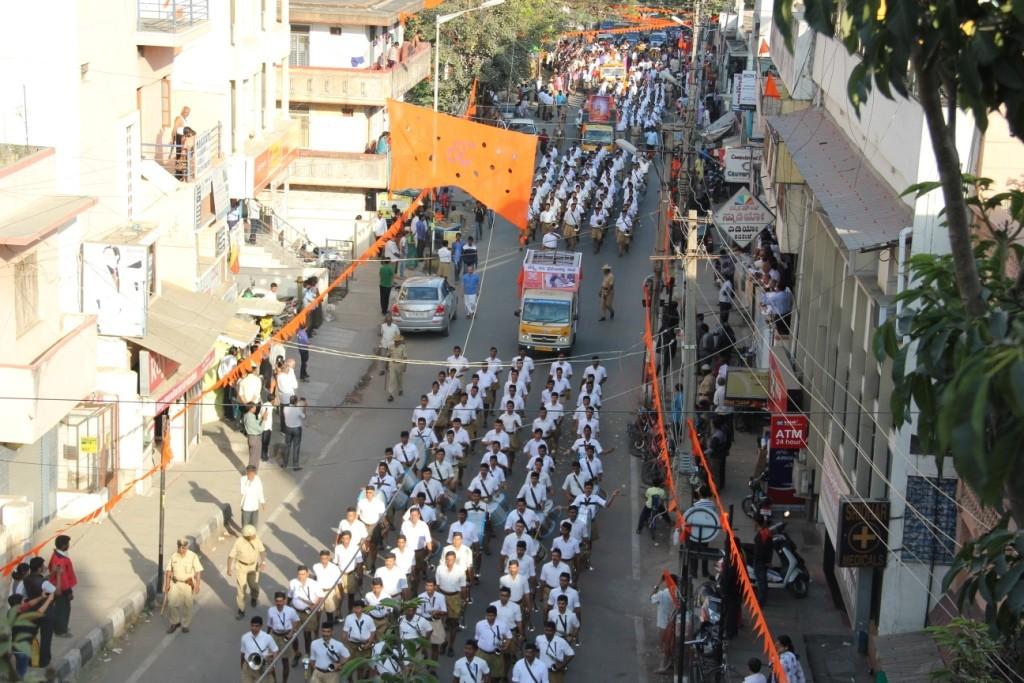 RSS Shrung Ghosh Sanchalan Bengaluru Jan-9-2016 (18)