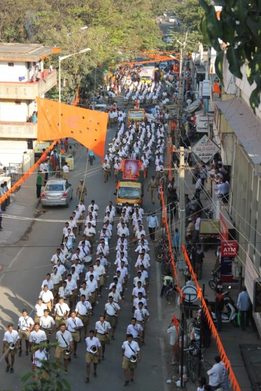 RSS Shrung Ghosh Sanchalan Bengaluru Jan-9-2016 (20)