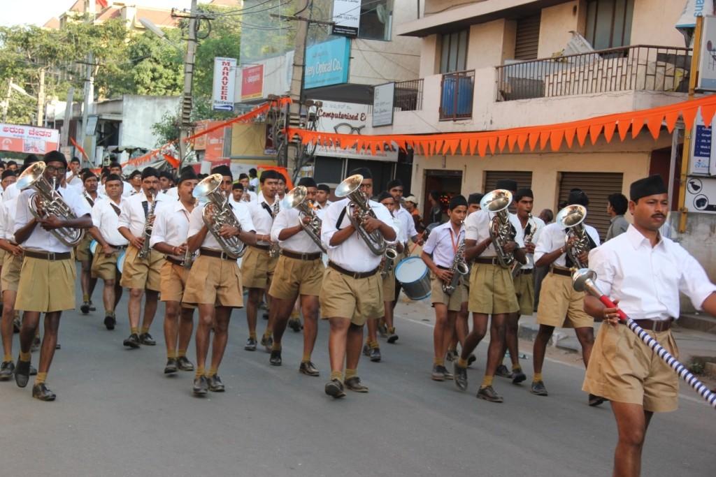RSS Shrung Ghosh Sanchalan Bengaluru Jan-9-2016 (24)