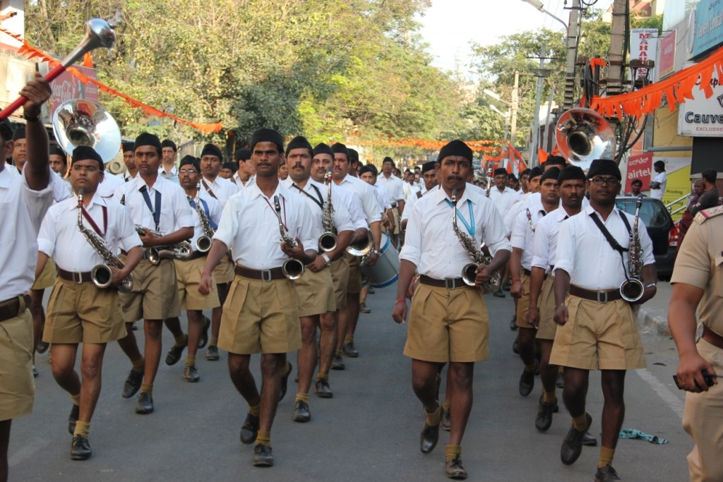 RSS Shrung Ghosh Sanchalan Bengaluru Jan-9-2016 (25)