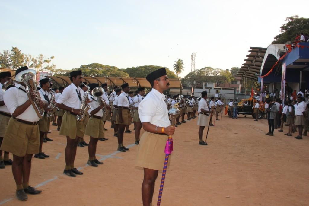 RSS Shrung Ghosh Sanchalan Bengaluru Jan-9-2016 (28)