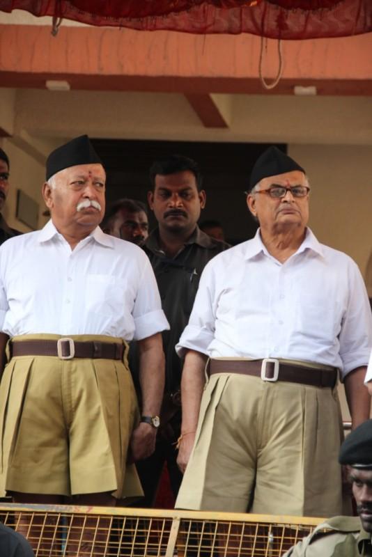 RSS Shrung Ghosh Sanchalan Bengaluru Jan-9-2016 (7)