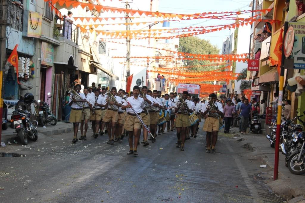RSS Shrung Ghosh Sanchalan Bengaluru Jan-9-2016 (8)