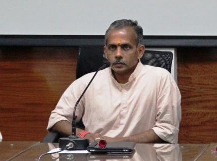 J Nandakumar, Akhil Bharatiya Sah Prachar Pramukh, RSS