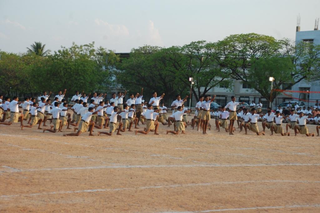 Sangh Shiksha Varg held at Hagaribommanahalli