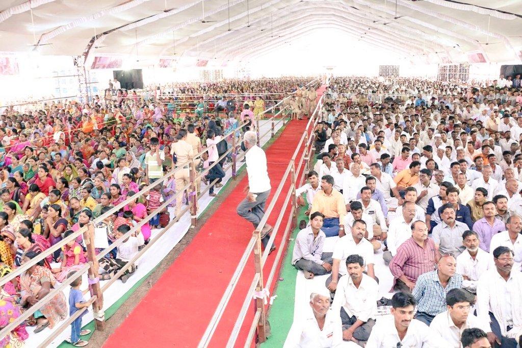 Bhagwat at Manavata Mahakumb Beed-2016 (5)