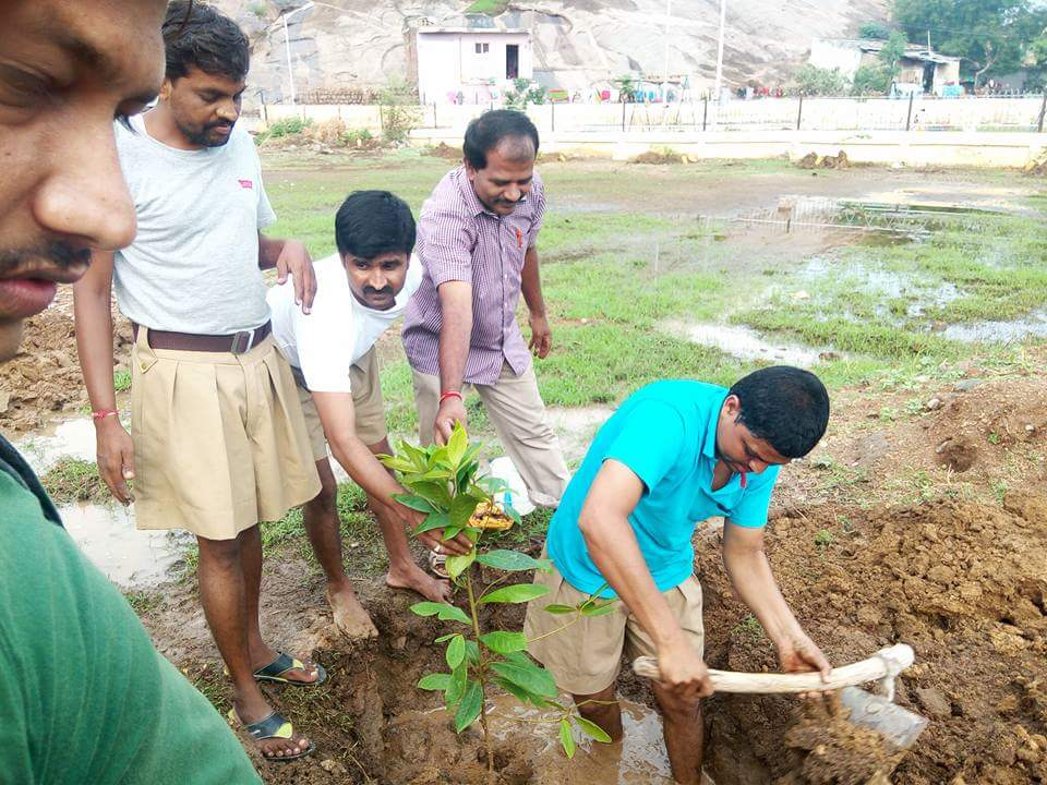 RSS observes Environment Day 2016 (1)