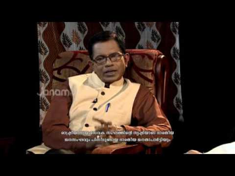 RSS Sarakaryavah Suresh Bhaiyyaji Joshi's interview to Janam TV