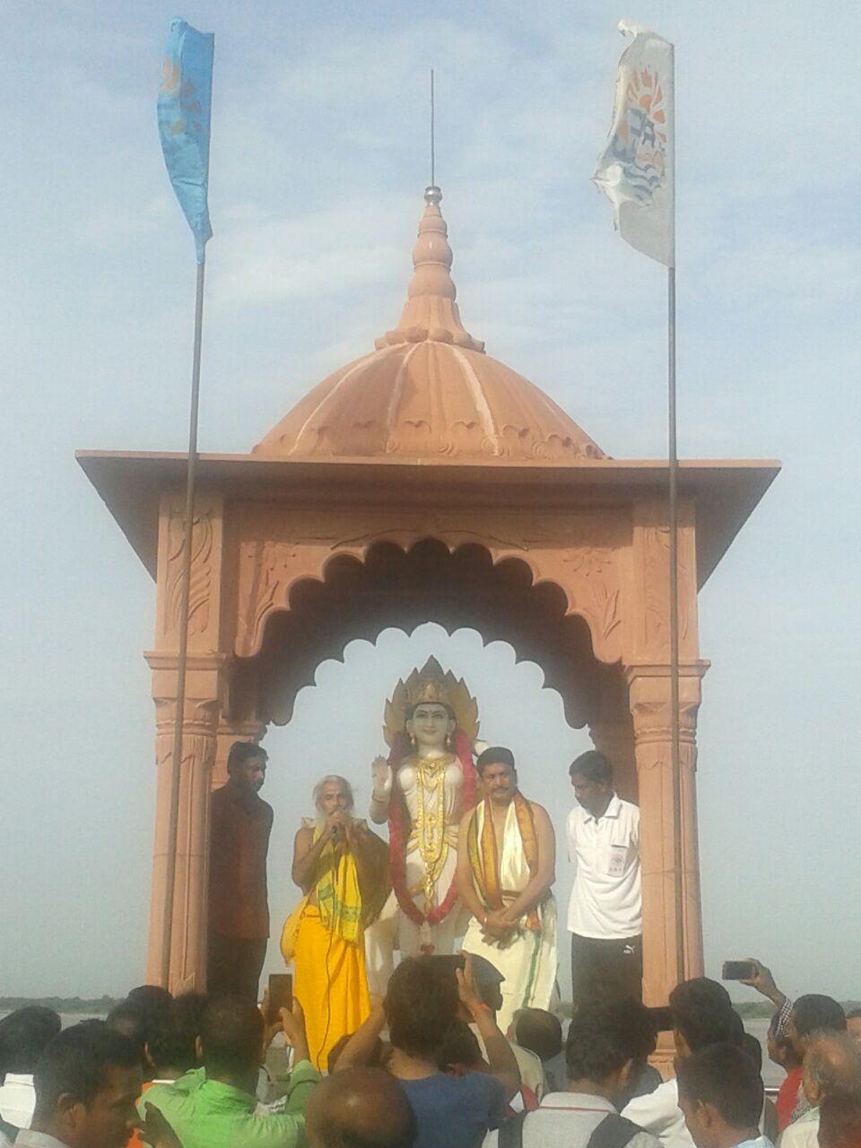 Bharat Parikrama Yatra in Andhra (17)
