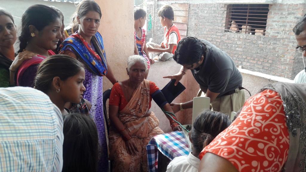 RSS Swayamsevaks organised 'Malaria Awareness Health Camp' at Vijayapura, Karnataka