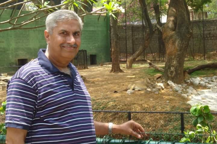 RSS Punjab Pranth SahSanghachalak Jagdish Gagneja(67)