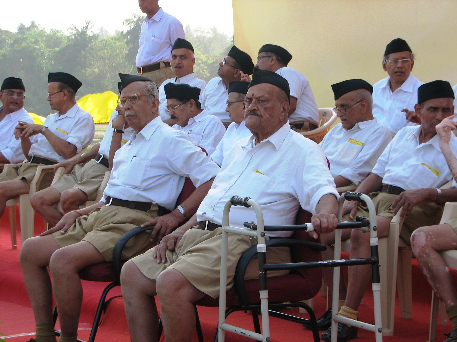 K Suryanarayan Rao at Mangaluru Vibhag Sanghik-2013