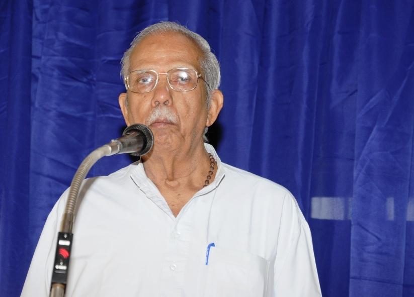 Senior RSS Pracharak Sri MC Jayadev passed away in Bengaluru