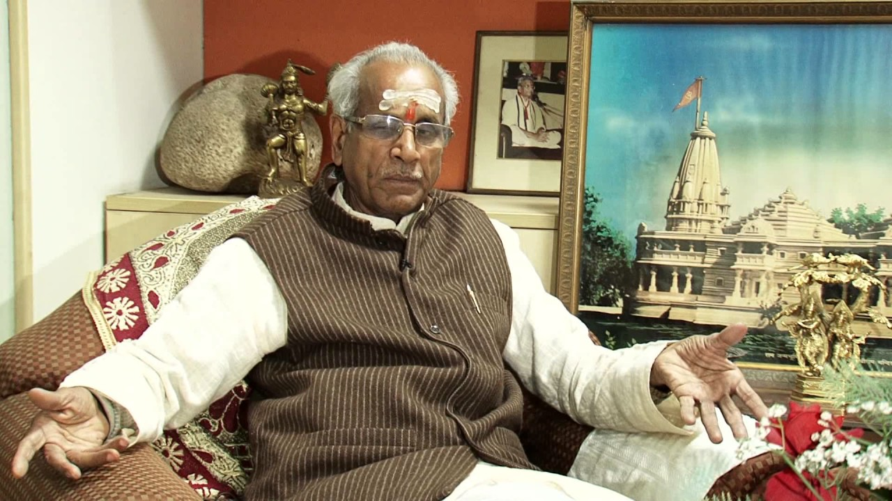 VIDEO: Interview of VHP Functionary Champat Rai on RamMandir, related Socio-Political situations