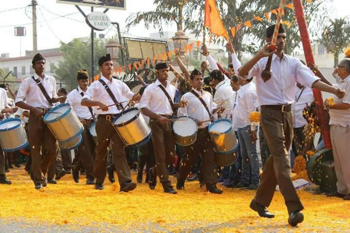 Swargovindam : RSS Ghosh Ensemble at Jamdoli, Jaipur