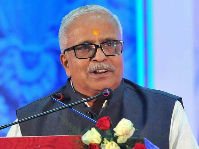 Suresh Bhaiyyaji Joshi re-elected as SARAKARYAVAH of RSS till 2021