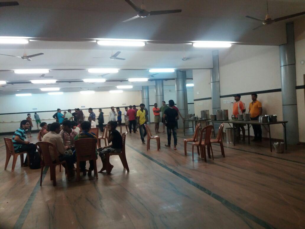 Sevakarya by RSS swayamsevaks in Mangaluru