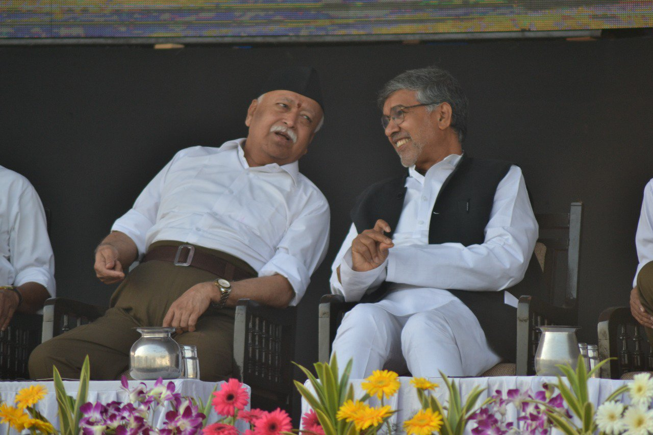 Full video of 2018 RSS Vijayadashami Utsava in Nagpur