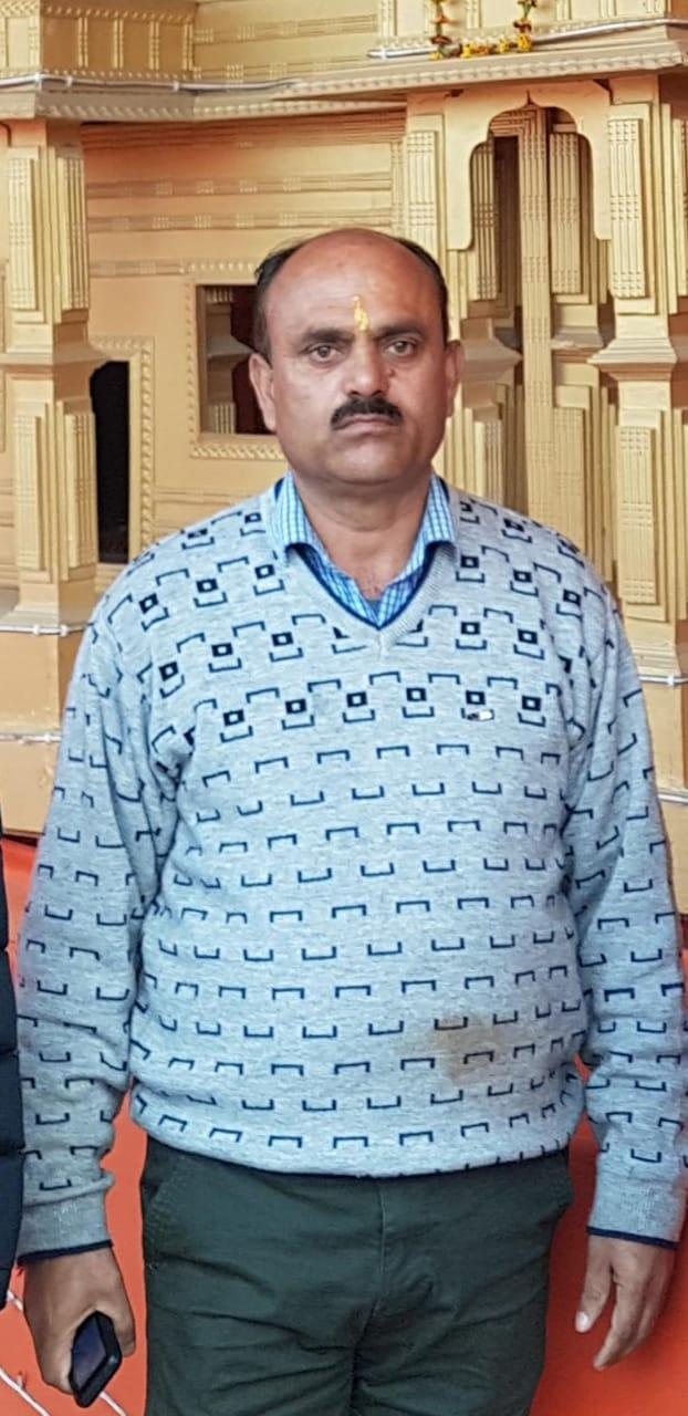 ಕಿಶ್ತ್ವಾರ್ ನಲ್ಲಿ  ಭಯೋತ್ಪಾದಕರ ದಾಳಿಗೆ ತುತ್ತಾದ ಜಮ್ಮುವಿನ  ಪ್ರಾಂತ ಸಹ ಸೇವಾ ಪ್ರಮುಖ್
