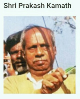 Veteran RSS Pracharak Sri Prakash Kamath passed away today