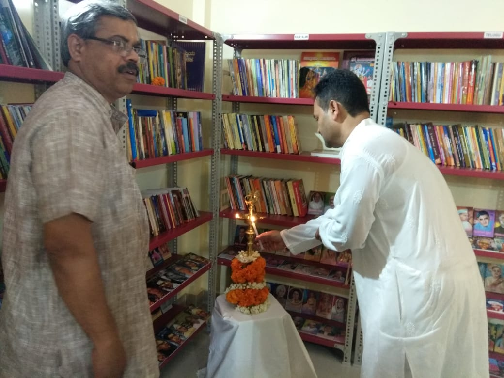 RSS IT Milan's Library initiative to help avid readers on books of nationalistic interest