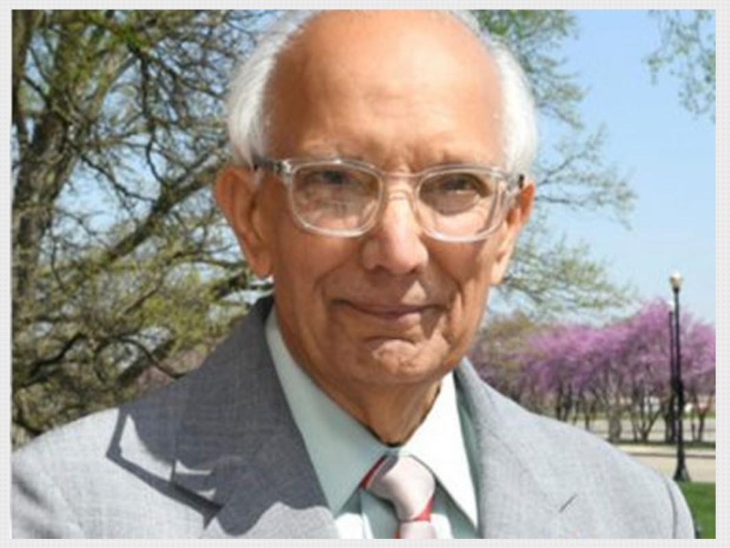 ವಿಶ್ವ ಆಹಾರ ಪ್ರಶಸ್ತಿ ಪಡೆದ ಭಾರತೀಯ ಮೂಲದ ಮಣ್ಣಿನ ವಿಜ್ಞಾನಿ ಡಾ.ರತ್ತನ್ ಲಾಲ್