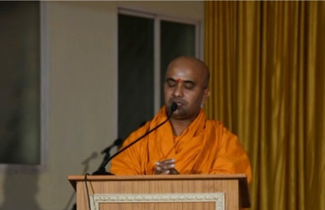 Swamiji recovers from #Covid19 by ways of Ayurvedic medicine
