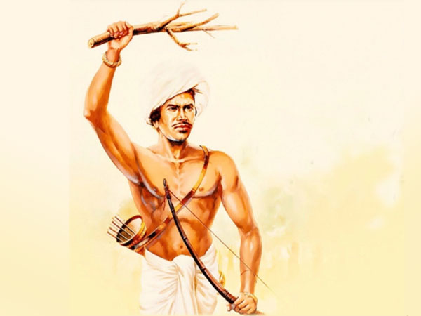 Birsa Munda – Hero who fought and died for the rights of Janjatis #DhartiAawa_BirsaMunda,