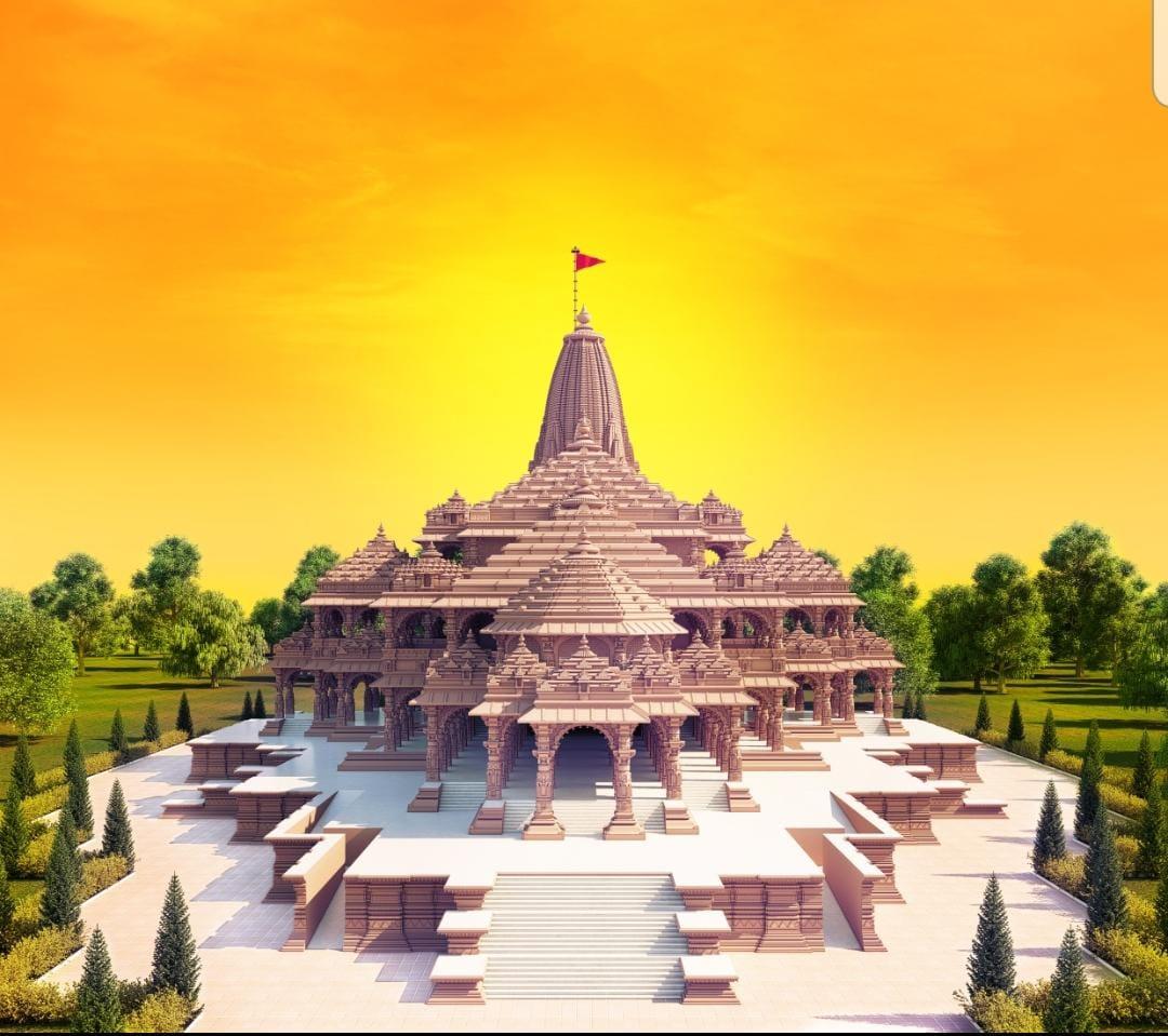 Ayodhya Ram Janmabhoomi Mandir : Symbol of Indian Ethos
