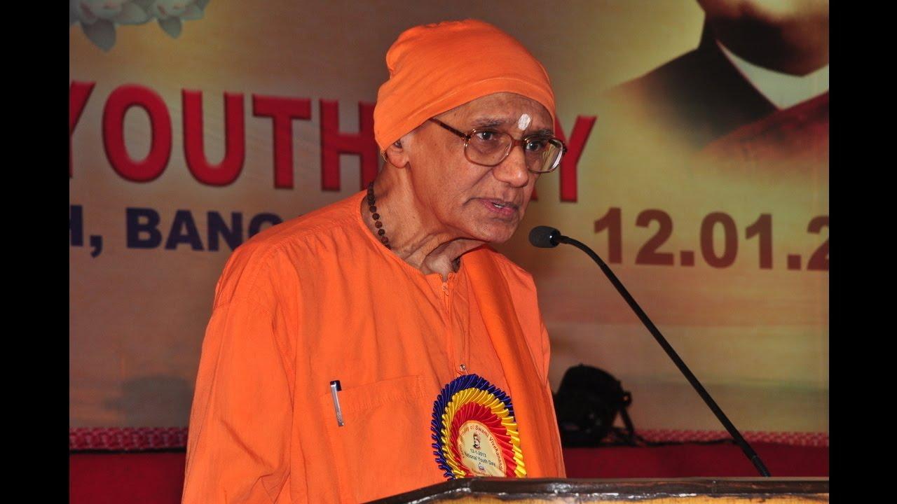 ರಾಮಕೃಷ್ಣ ಮಠದ ಅಧ್ಯಕ್ಷ ಸ್ವಾಮಿ ಹರ್ಷಾನಂದ (91) ಅವರು ವಿಧಿವಶ