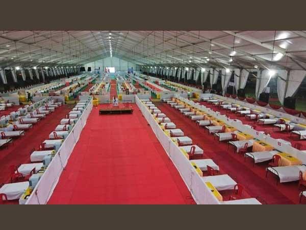 ಭೋಪಾಲ್ ನಲ್ಲಿ ಬಿಜೆಪಿಯಿಂದ 1000 ಹಾಸಿಗೆಗಳ ಕೋವಿಡ್ ಕೇರ್ ಸೆಂಟರ್