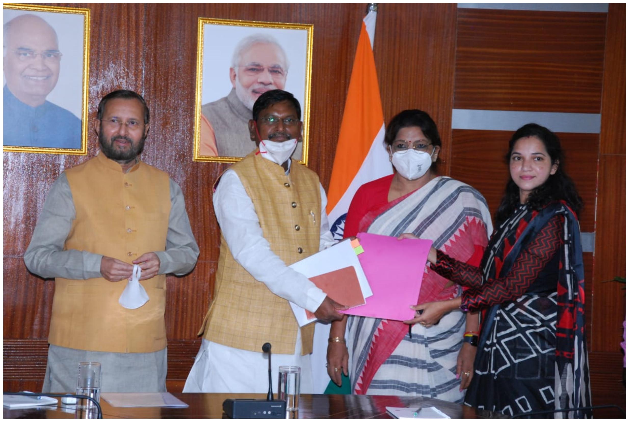 Vanavasi Kalyan Karnataka welcomes the Central Govt decision of community rights over forest management to tribal folk